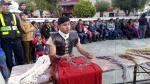 Áncash: pasión y muerte de Jesús fue escenificada en Huaraz - Noticias de jesus resucitado