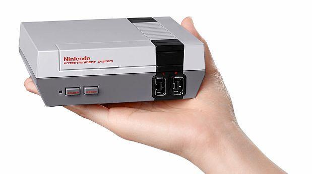 Nintendo ya no fabricará más su NES Classic Edition