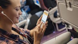 La tecnología Wi Fi está habilitada en varias aerolíneas, pero ha sido calificada a menudo como lenta y costosa. (Foto: Getty Images)