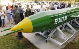 MOAB: ¿Por qué EE.UU. lanzó la potente bomba en Afganistán?