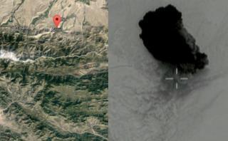 """Achin, la región donde lanzaron """"la madre de todas las bombas"""""""