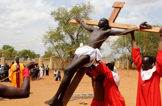 Así se vive el Viernes Santo alrededor del mundo [FOTOS]