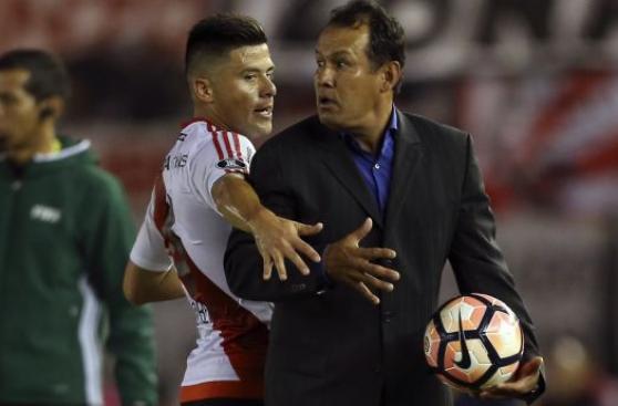 """Reynoso tras derrota ante River: """"Nos hicieron goles ingenuos"""""""