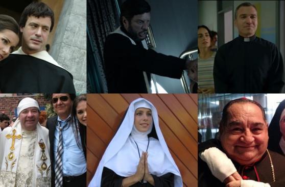 Semana Santa: actores peruanos que dieron vida a curas y monjas