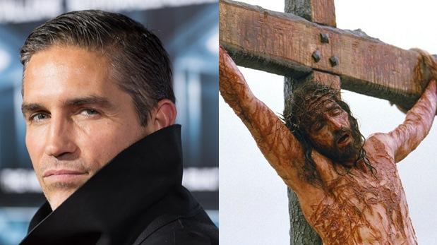 """""""La pasión de Cristo"""" le cambió la vida al actor Jim Caviezel"""