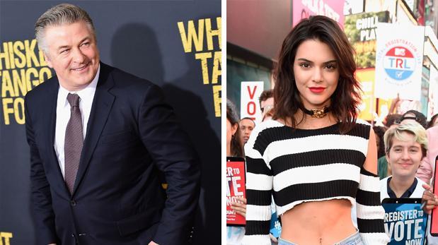 Alec Baldwin defiende a Kendall Jenner de controversial spot
