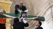 Arequipa: la crucifixión de Cristo en Santo Domingo [FOTOS]