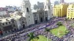 Semana Santa: la procesión del Señor de los Milagros [FOTOS] - Noticias de serenazgo