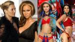 Nuevas figuras del modelaje vs supermodelos consagradas [FOTOS] - Noticias de heidi klum
