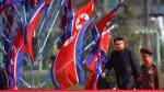 Así se prepara Corea del Norte para su día nacional [FOTOS] - Noticias de agencia afp