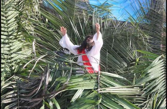 Semana Santa: Vida, pasión y muerte de Jesucristo en Lamas