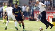 Inter vs. Milan: los intensos momentos del derbi por la Serie A