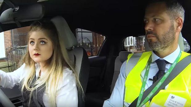 Examen de conducir británico incluirá prueba con el GPS