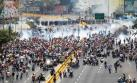 Venezuela: Chavismo y oposición elevan el nivel de las marchas