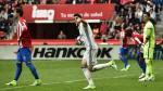 Real Madrid: Álvaro Morata marcó de cabeza ante Gijón [VIDEO] - Noticias de karim benzema