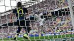 Gol del empate del AC Milan fue resuelto con el 'ojo de halcón' - Noticias de cristian zapata