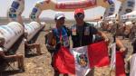 Remigio Huamán finalizó en el Top 5 de la Marathon Des Sables - Noticias de remigio huamán