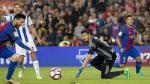 Barcelona: las mejores imágenes del triunfo culé en la Liga - Noticias de paco alcacer