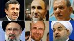 Irán: Más de 1.600 candidatos disputarán la presidencia - Noticias de ali khamenei