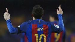 Lionel Messi: ¿A qué se debe el vendaje que lleva en la mano?