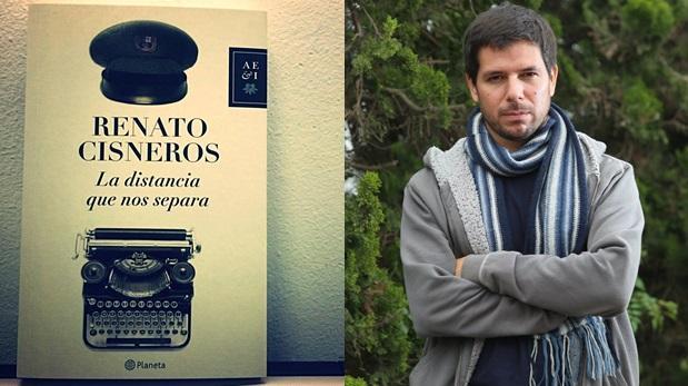 """Renato Cisneros presenta """"La distancia que nos separa"""" en Miami"""