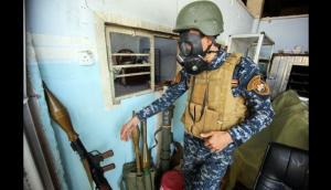 """Iraq: """"El Estado Islámico bloqueó avance con armas químicas"""""""