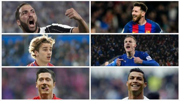 Tres jugadores colombianos en semifinales de Champions League — Histórico