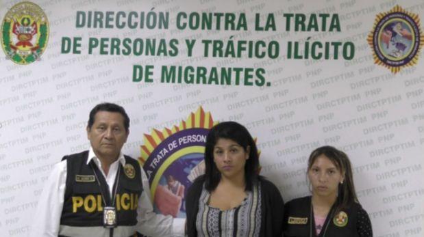 Chorrillos: Policía capturó a la esposa de 'La Bestia'