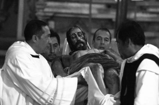 Cristo del descendimiento: Devoción con espíritu virreinal