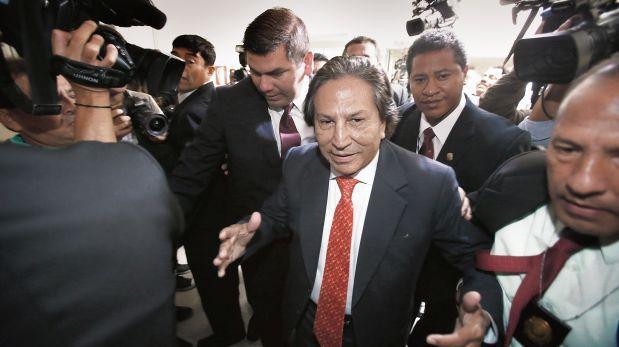 Ordenan 18 meses de prisión preventiva para Alejandro Toledo por caso Ecoteva