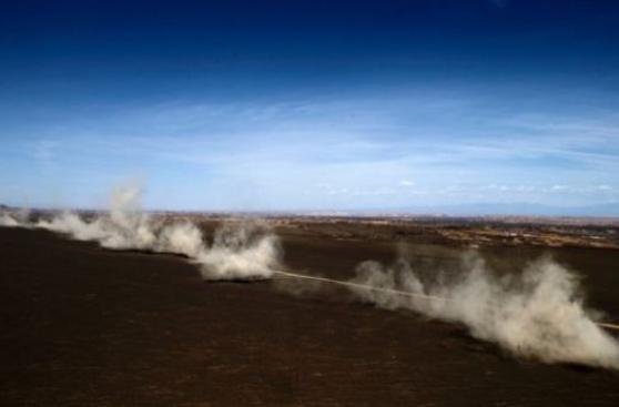 Desierto de Asia es clave para las secuoyas de California