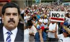 """Maduro: """"Demandaremos a quienes acusen por tortura a policías"""""""