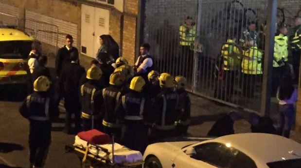 Londres: Ataque con ácido en club nocturno deja 12 heridos