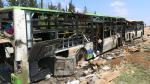 Siria: Más de 125 muertos por atentado con coche bomba en Alepo - Noticias de personas amputadas