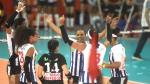 Alianza venció 3-1 a San Martín y habrá extra game en vóley - Noticias de vóley