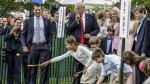Trump se estrena en la celebración de Pascua en la Casa Blanca - Noticias de jane hayes