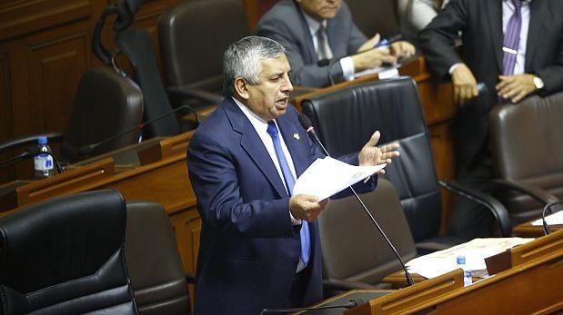 Comisión de Ética abre una nueva investigación contra Melgar