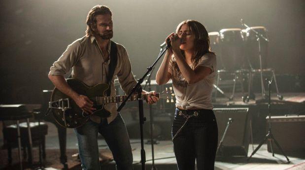 Bradley Cooper y Lady Gaga graban juntos filme