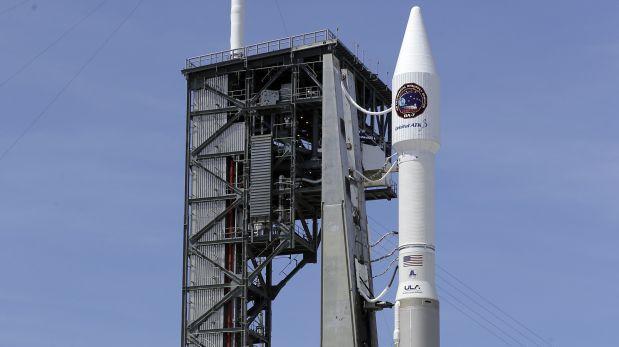 Ahora podrás ver el lanzamiento de un cohete en 360°