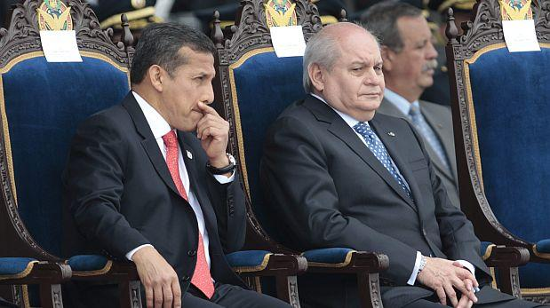 Comisión de Defensa pasa a calidad de investigado a Humala