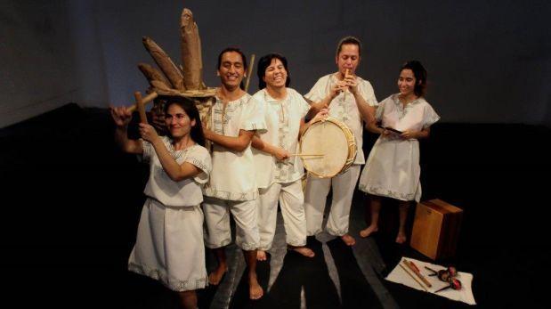 Títeres y música amazónica en nueva obra para niños del MALI