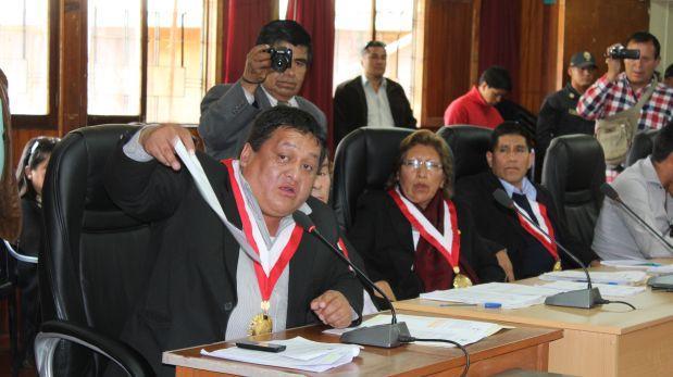 Áncash: JNE inhabilita a consejero regional sentenciado