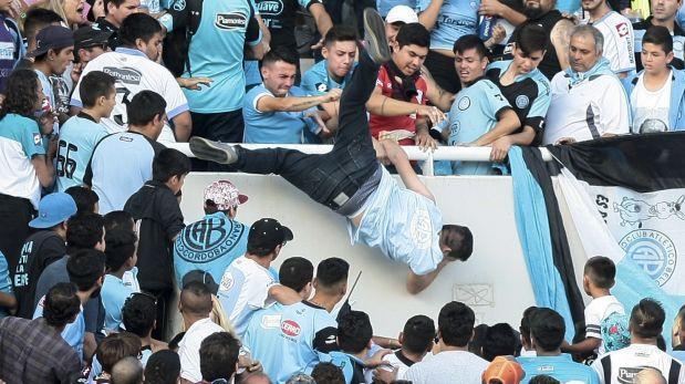 [BBC] La trágica historia del hincha asesinado en Argentina
