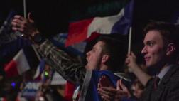 Francia: Los jóvenes de extrema derecha que apoyan a Le Pen