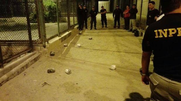 Áncash: Policía halla 4 kilos de marihuana en penal de Chimbote