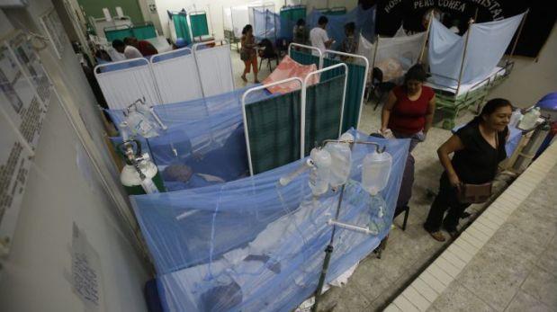 Casos de dengue se incrementan de manera alarmante — Piura