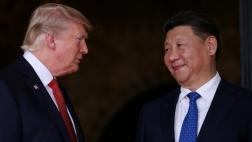 Trump coquetea con China ante la amenaza nuclear de Norcorea