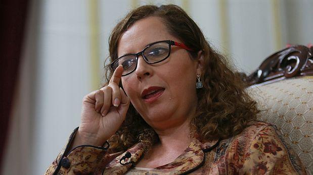 """Bartra: """"Alejandra Aramayo tiene el respaldo de Fuerza Popular"""""""