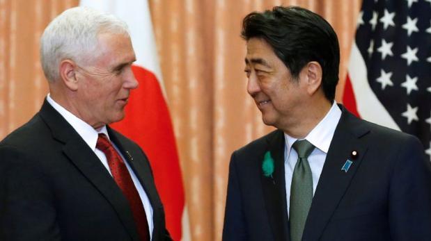 EE.UU. blindará a Japón ante la amenaza nuclear de Norcorea