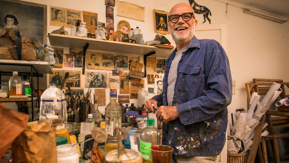 Moico Yaker presenta muestra paralela al Art Lima